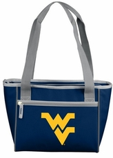 West Virginia Mountaineers 8 Can Cooler Tote