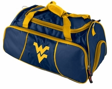 West Virginia Mountaineers Athletic Duffel Bag