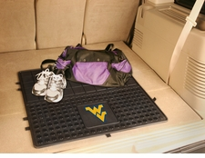 West Virginia Mountaineers Heavy Duty Vinyl Cargo Mat