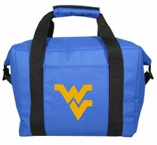 West Virginia Mountaineers Kolder 12 Pack Cooler Bag