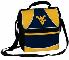 West Virginia Mountaineers Lunch Pail