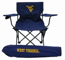 West Virginia Mountaineers Rivalry Adult Chair