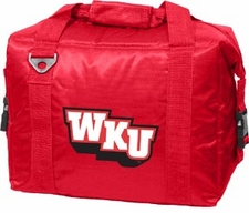 Western Kentucky Hilltoppers 12 Pack Small Cooler