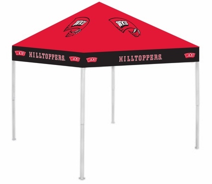 Western Kentucky Hilltoppers Rivalry Tailgate Canopy Tent