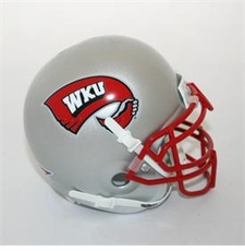 Western Kentucky Hilltoppers Schutt Authentic Mini Helmet