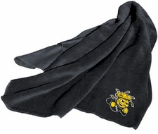 Wichita State Shockers Fleece Throw