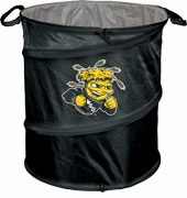 Wichita State Shockers Tailgate Trash Can / Cooler / Laundry Hamper