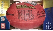 Wilson Official NFL Football - Tagliabue