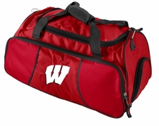Wisconsin Badgers Athletic Duffel Bag