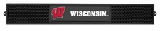 Wisconsin Badgers Bar Drink Mat