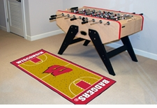 "Wisconsin Badgers Basketball Runner 30""x72"" Floor Mat"