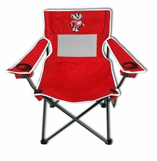 Wisconsin Badgers Monster Mesh Chair
