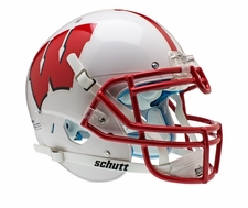 Wisconsin Badgers Schutt XP Full Size Replica Helmet
