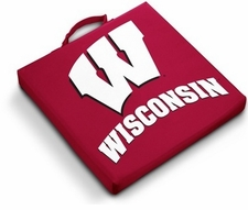 Wisconsin Badgers Stadium Seat Cushion