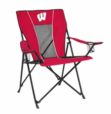 Wisconsin Game Time Chair
