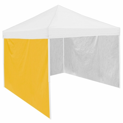 Yellow Tent Side Panel for Logo Canopy Tailgate Tents  sc 1 st  Bowl-Bound Sports Store & Yellow Tent Side Panel for Logo Canopy Tailgate Tents - NCAA ...