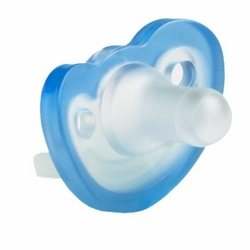JollyPop Pacifier Soothie Newborn Natural Scent Blue