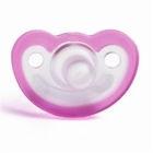 JollyPop Pacifier Soothie Newborn Natural Scent Pink