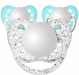 Ocean Pack Orthodontic Personalized Pacifiers