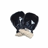 7 A.M. Enfant Polar Mittens Black