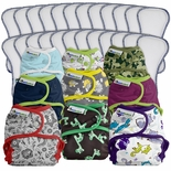 Best Bottom Diapers - Size Large Package