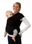 Boba Wrap Baby Carrier Black