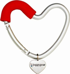 Buggygear Heart Hook Red
