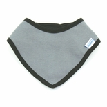 Bumkins Waterproof Bandana Bib Grey
