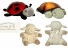 Cloud B Twilight Turtle Ladybug Sleep Sheep Set