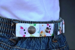 Dapper Snappers Owls Adjustable Belt