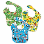 Bumkins Waterproof Super Bib Dr. Seuss 3 Pack