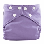 FuzziBunz Elite One Size Diaper Sweet Lavender