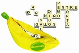 Spanish Bananagrams Game
