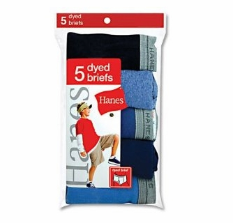 cbf3aa8df02 KneesNToes.net - Hanes 5 Pk Boys Dark briefs