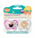 Hipster Collection Cupcake & Donut Pacifier
