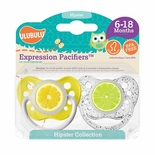 Hipster Collection Lemon & Lime Pacifier