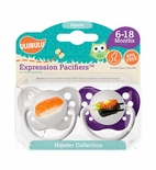 Hipster Collection Sushi & Sashimi  Pacifier
