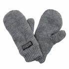 Infant Toddler Baby Mittens Light Grey