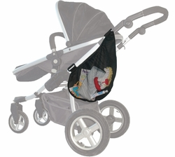 Jolly Jumper Stroller Saddle Bag - Stroller Storage Bag