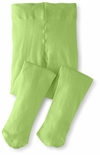 Jefferies Girls Tights Lime Green
