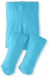 Jefferies Girls Tights Turquoise