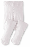 Jefferies Girls Tights White