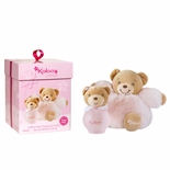 KALOO LILIROSE-BABY GIRL GIFT SET, PLUSH TOY AND 100 ML SCENTED WATER-Hypo Allergenic, Alcohol Free