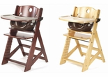 Keekaroo Height Right High Chair With Chocolate Infant Insert