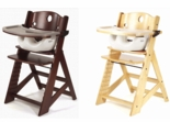 Keekaroo Height Right High Chair With Vanilla Infant Insert