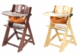 Keekaroo Height Right High Chair With Pumpkin Infant Insert