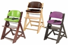 Keekaroo Height Right Kids High Chair Plus Comfort Cushion Set