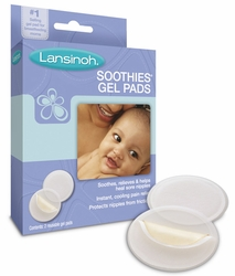 Lansinoh Soothies Gel Pads, 2 Count