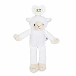 Lovie Lamb Paci-Plushies Lovies
