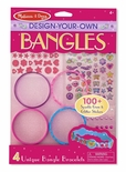 Melissa & Doug Decorate Your Own Bangles